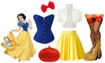 Halloween Costume Snow White
