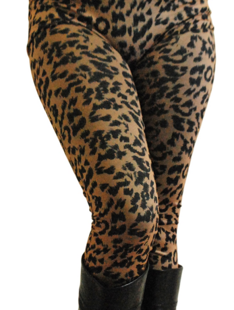 Animal Print Leggings