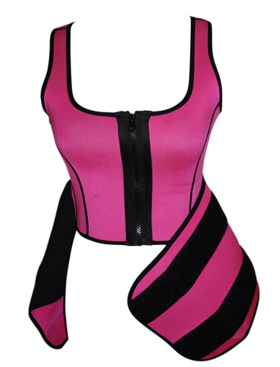 Dual Support Body Shaping Corset