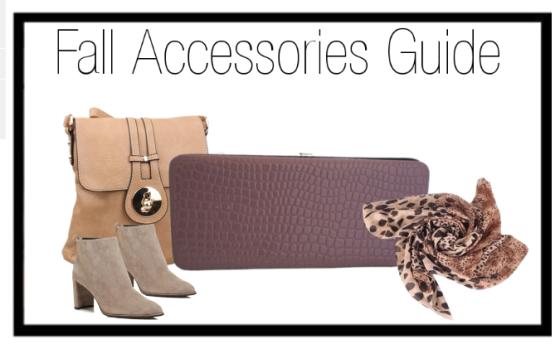Fall Accessories Guide