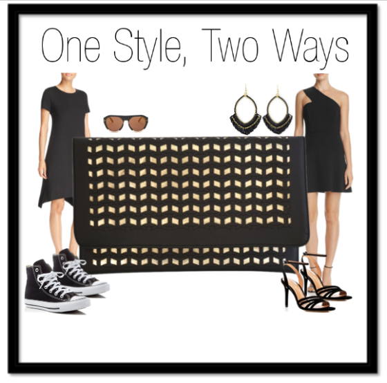 One Style Two Ways