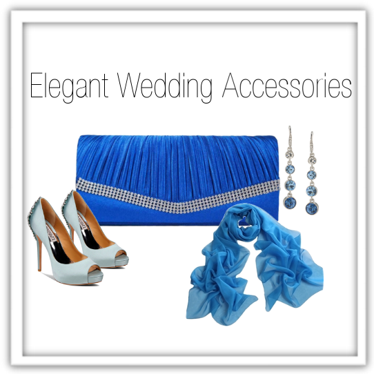 Elegant Wedding Accessories
