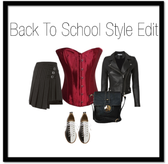 Back To School Style Edit