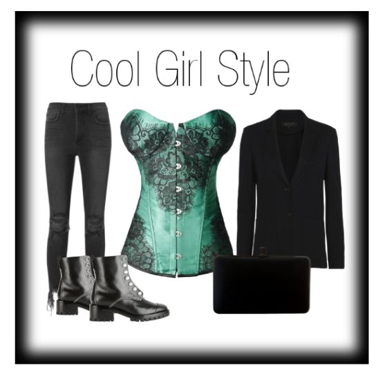 Cool Girl Style