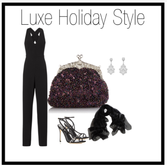 Luxe Holiday Style